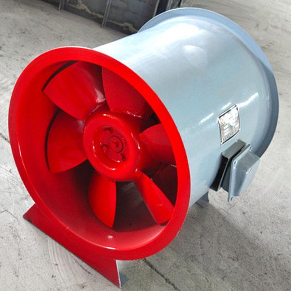 厂家消防高温排烟风机 车间厂房通风排烟两用风机定制。
